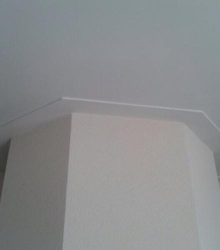Plafondlijst stuckwerk