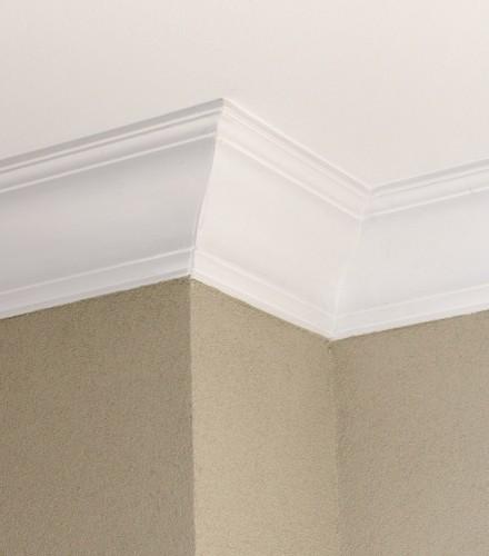Plafondlijst stucwerk